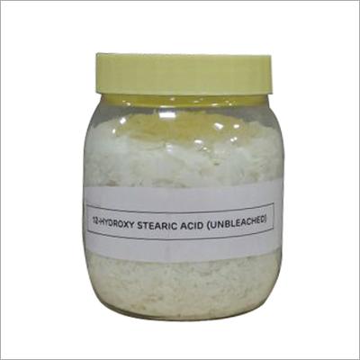 12-Hydroxy Stearic Acid (Unbleached)