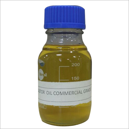 Castor Oil- Commercial Grade