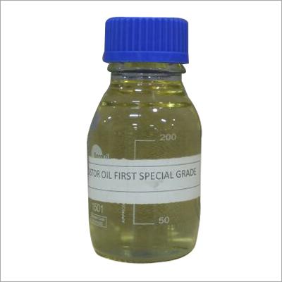 Castor Oil-First Special Grade