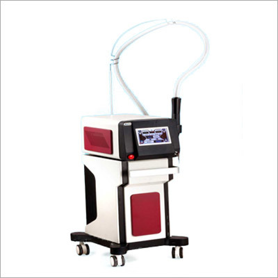Gold Standard Q-switched Nd Yag Laser