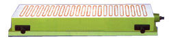 ELECTROMAGNETIC RECTANGULAR CHUCK IS : 8710 - 1978
