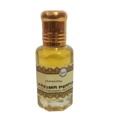 Champa Attar - 10ml (Non-Alco holic)