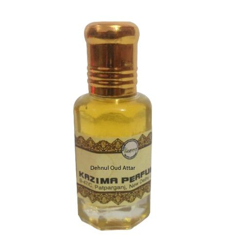 Dehnul Oud Attar - 10ml (Non-Alcoholic)