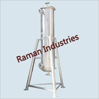 Vertical Pasteurisar Heat Exchanger