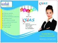 Company Profile 2 Fold Leaflet