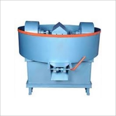 Pan Mixer Rollers Machine