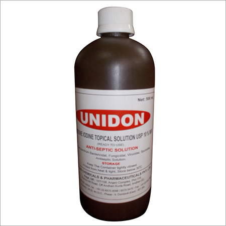 Unidon 500Ml Bottle
