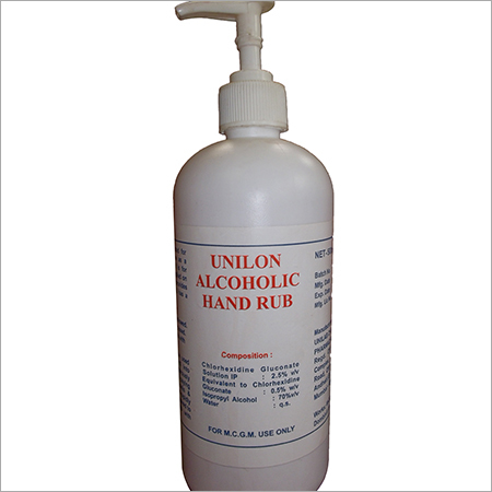Unilon Alcoholic Hand Rub