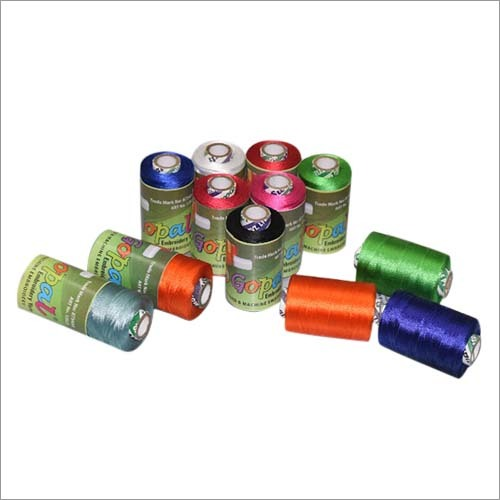 Pure Spun Polyester Threads