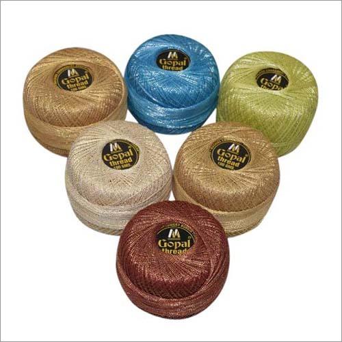 Designer Metallic Yarn