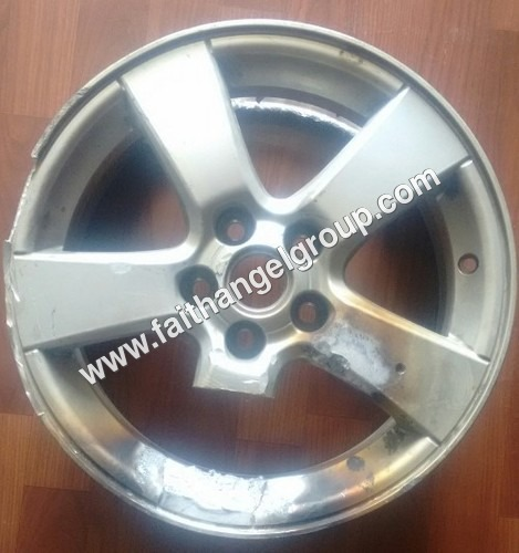 Alloy Wheels Scrap