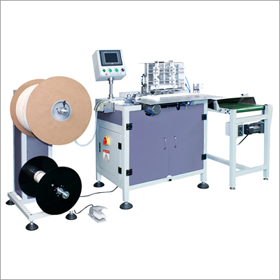 Automatic Wiro Binding Machine
