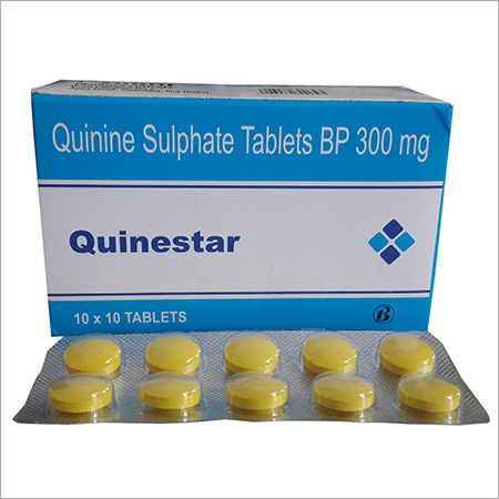 Quinestar Sulphate Tablets BP 300 mg