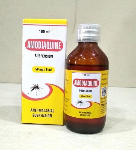 Antimalarial Medicines