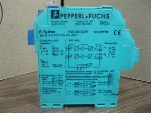 Pepprel & Fuchs  KFD2-SR2-EX2.W  Switching Amplifier