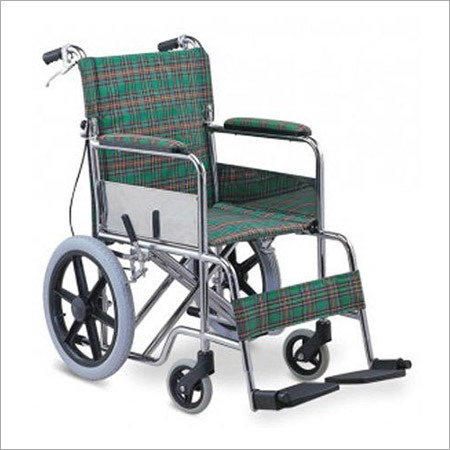 Steel Type Wheel Chair