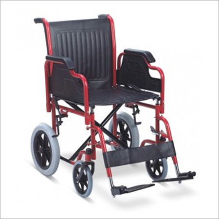Steel Type Automatic Wheel Chair