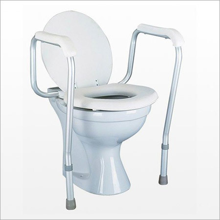 Toilet Seat With Support