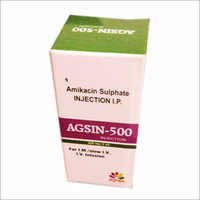 Agsin 500 Injection