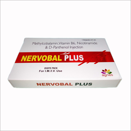 Nervobal Plus Injection
