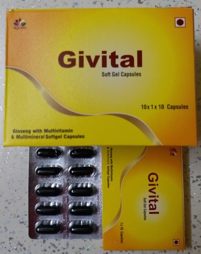 GIVITAL Softgel Capsule