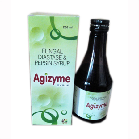Agizyme Syrup