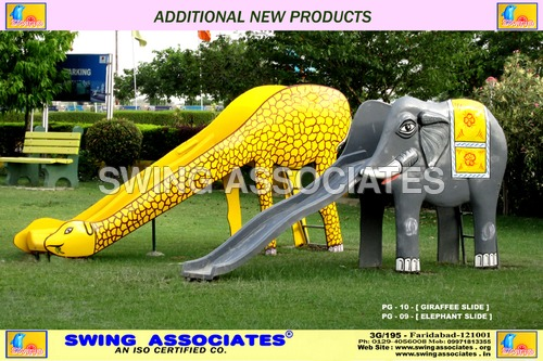 Giraffee Slide