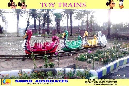 Toy Trains Sea-Horse Shape