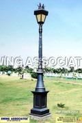 Designer Pole FRP