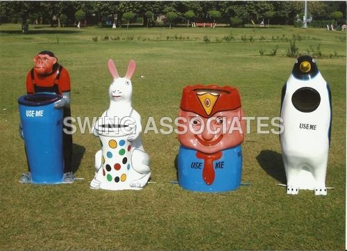 Road Side Dustbins
