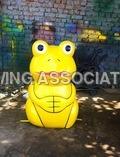 Duatbins Frog Shape