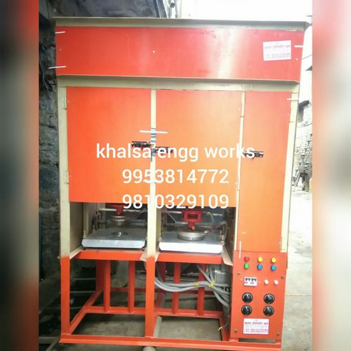 Automatic Thali Dona Making Machine