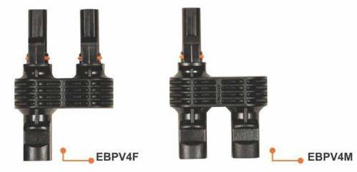 MC4 Y CONNECTORS