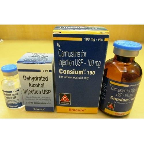 Consium-carmustine-100mg-injection