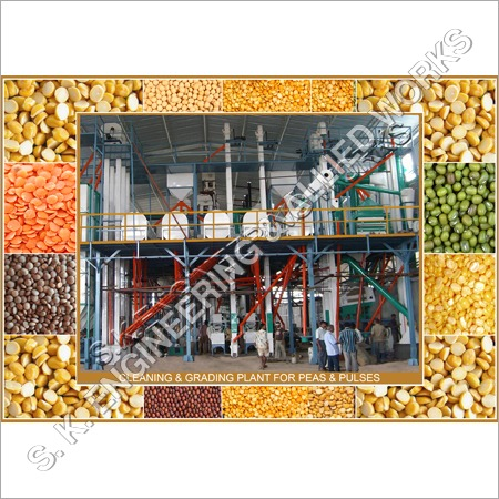 Pulses Cleaning