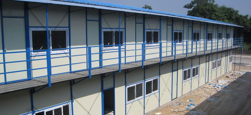 Prefabricated-Steel-Building