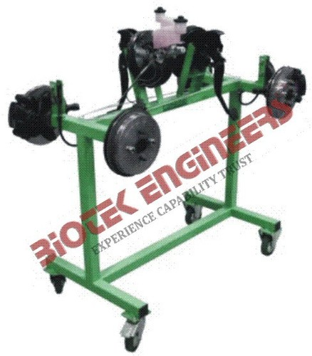 HYDRAULIC BRAKING SYSTEMS TRAINER