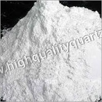 Snow White Quartz Powder