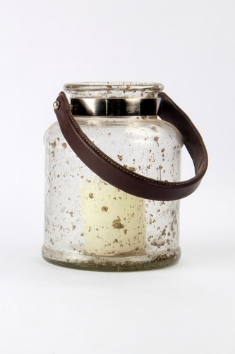 Stone finsh Jar Hurricane Large
