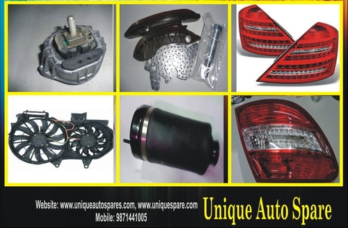 Mercedes 202 Engine Mounting