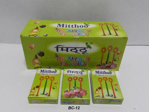 MITTHOO Birthday Candles
