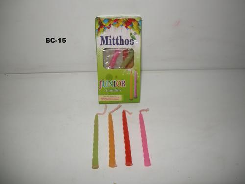 MITTHOO JUNIOR Candles (PACK OF 10 CANDLE)