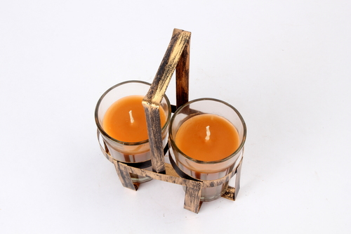 Cutting Chai Glass S/2