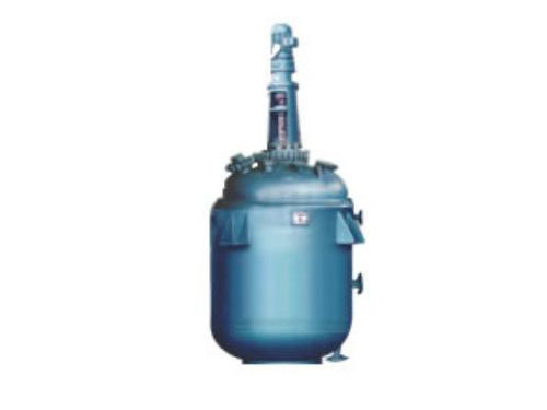 Mono Type Glass Lined Reactor