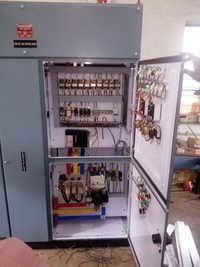 55kW Diesel Engine Pump Panel