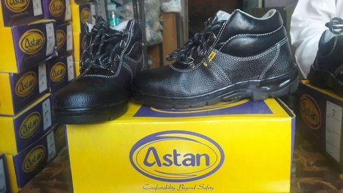 Astan High Ankle Industrial Safety Shoes