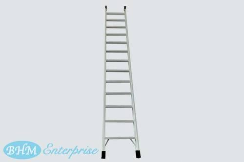 Wall Supported Aluminium Ladders