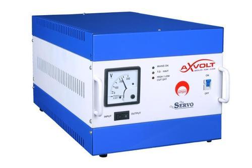 1-Phase Servo Controlled Voltage Stabilizer