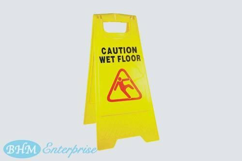 Warnings Boards (Wet Floor Stands)