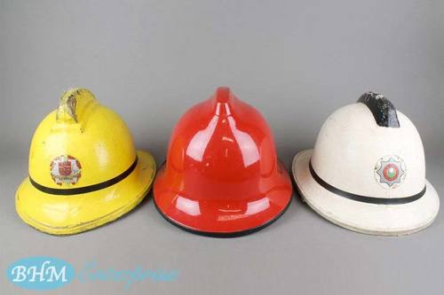 Safety Fireman Helmets